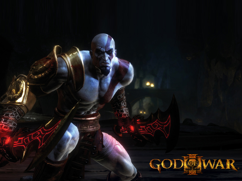 God of war 3 rese a ehdeezi n for God of war 3 jardines del olimpo
