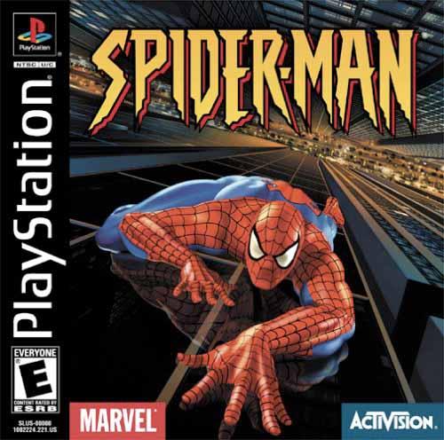 Nmero 8 Spiderman 1 Playstation 1 Semana Retro  Ehdeezin