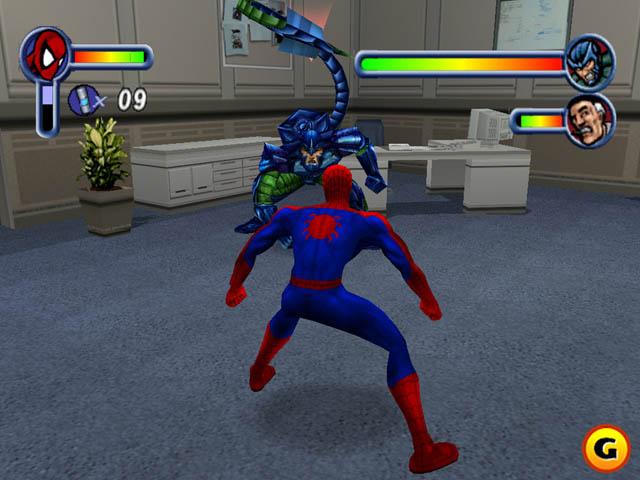 spiderman 1 para play station: