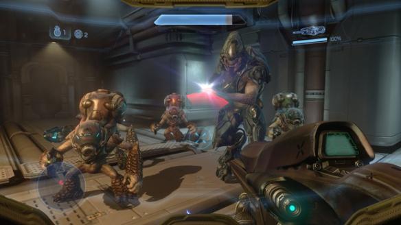 Nueva arma, nuevas armaduras, nuevo gameplay, un nuevo Halo.