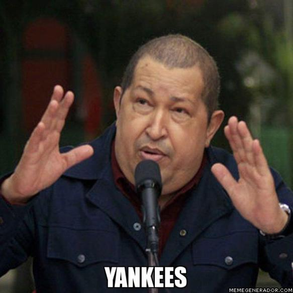 Therefore... YANKEES