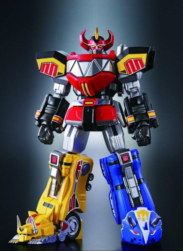 Necesitábamos Power Rangers de calidad, Evangelion real, Gundam remasterizados