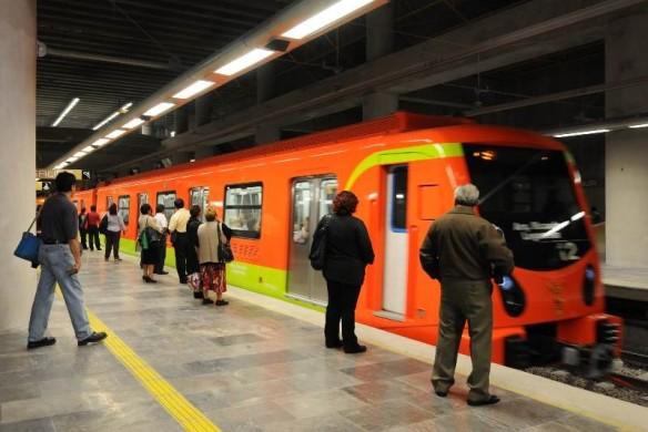 ¡El metrón!